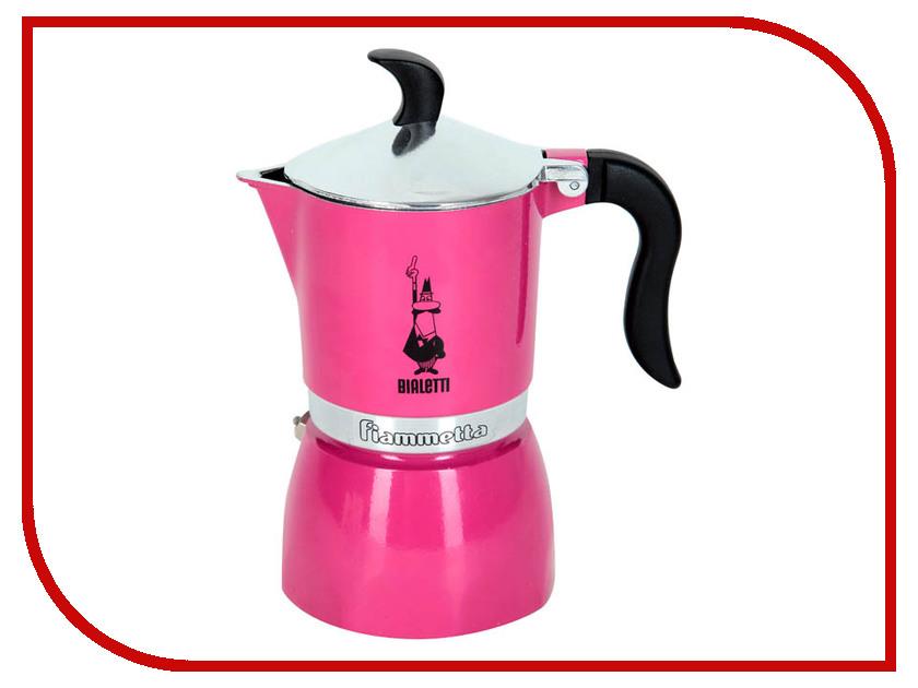 Кофеварка Bialetti Fiametta 3 порции 5352 гейзерная кофеварка bialetti fiametta 5352 фиолетовый