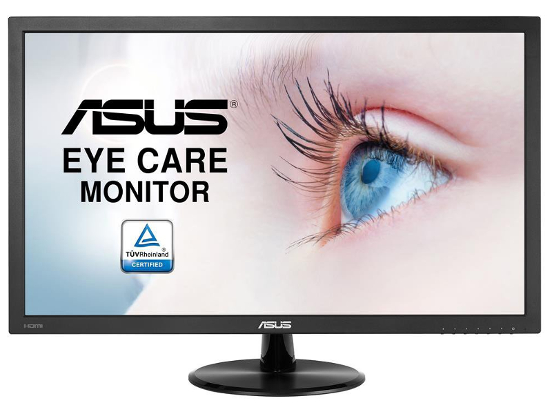 Монитор ASUS VP247HAE Black монитор asus mg248qr