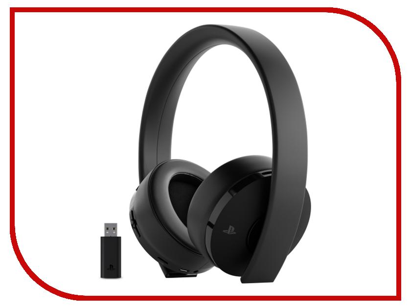 Гарнитура Sony Playstation 4 Gold Wireless Headset CUHYA-0080 стоимость