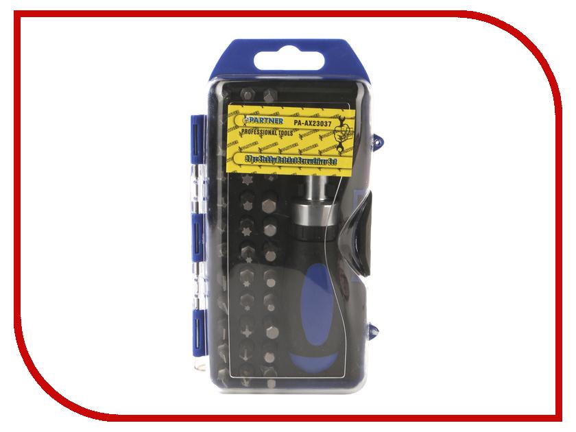 Отвертка Partner PA-AX23037 набор инструмента partner pa 609l