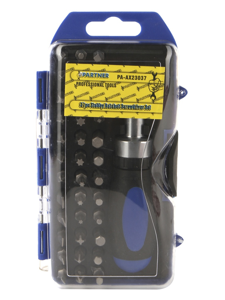 Отвертка Partner PA-AX23037 цена