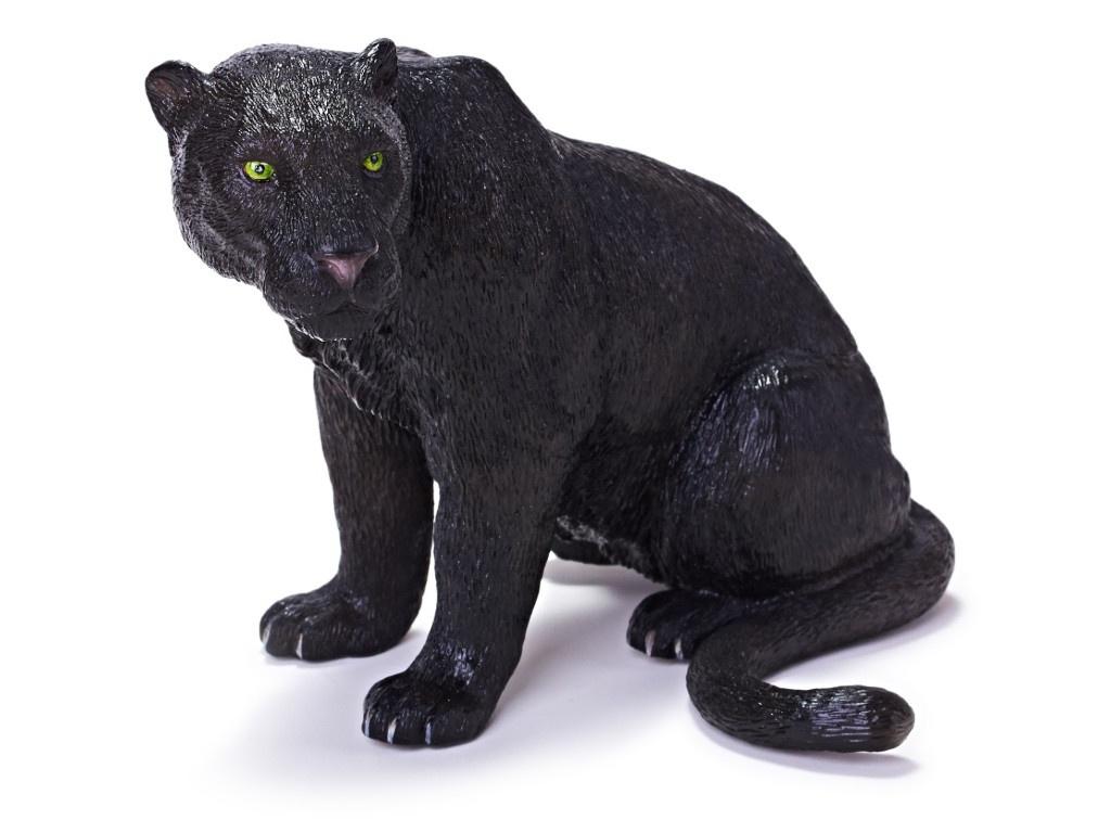 цены на Игрушка Игрушка Recur Черная пантера 15cm RC16045W  в интернет-магазинах