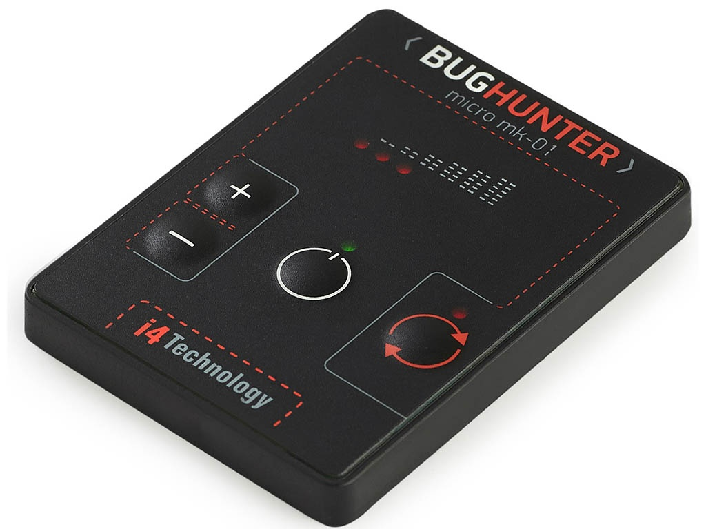 купить Детектор i4Technology BugHunter Micro недорого