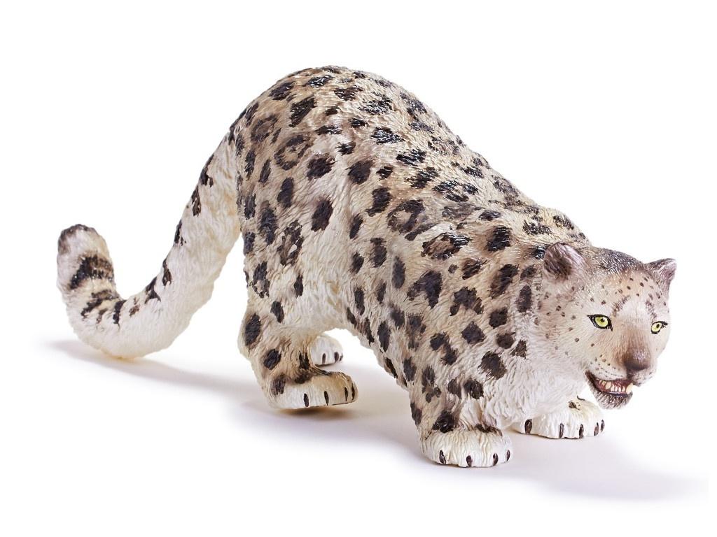 Игрушка Recur Самец снежного барса 25cm RC16026W