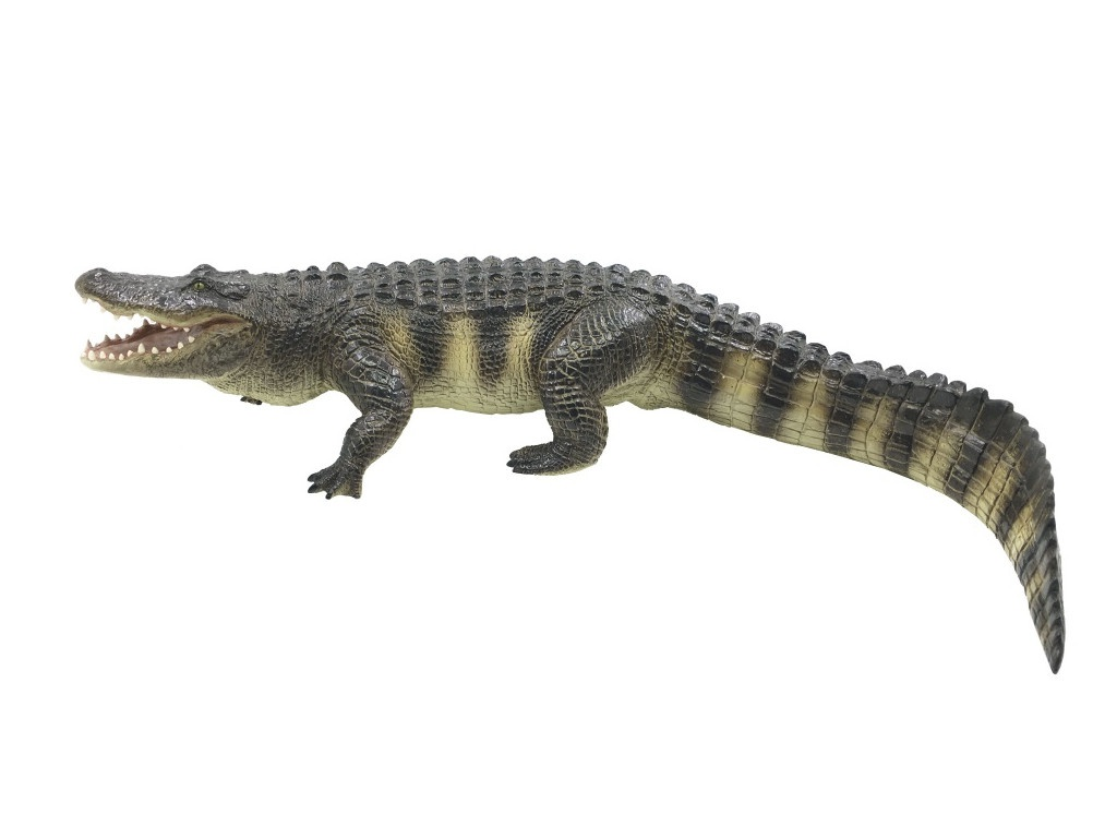 Игрушка Recur Гигантский аллигатор 50cm R8131W