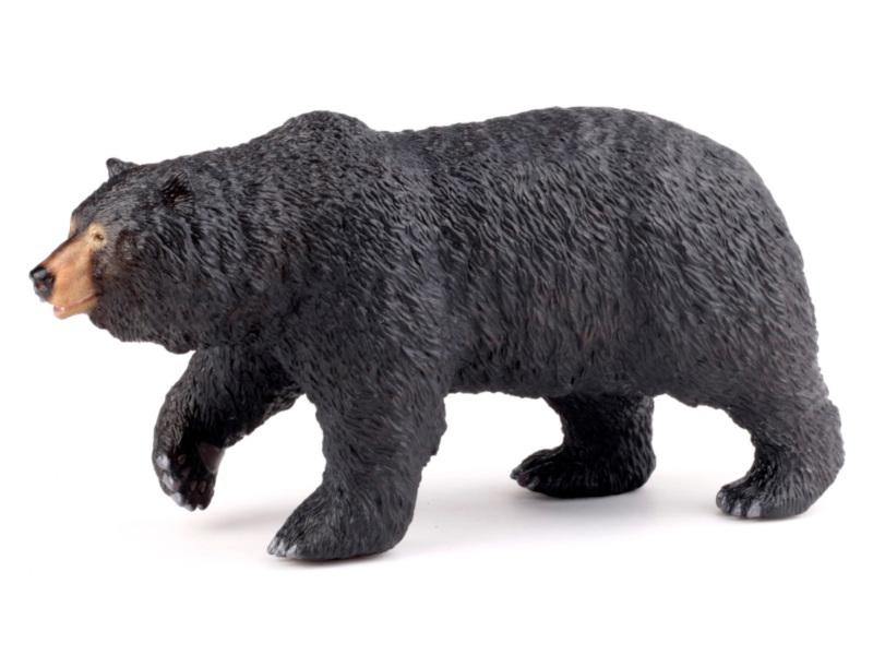 Игрушка Recur Американский медведь-барибал 20cm RC16055W