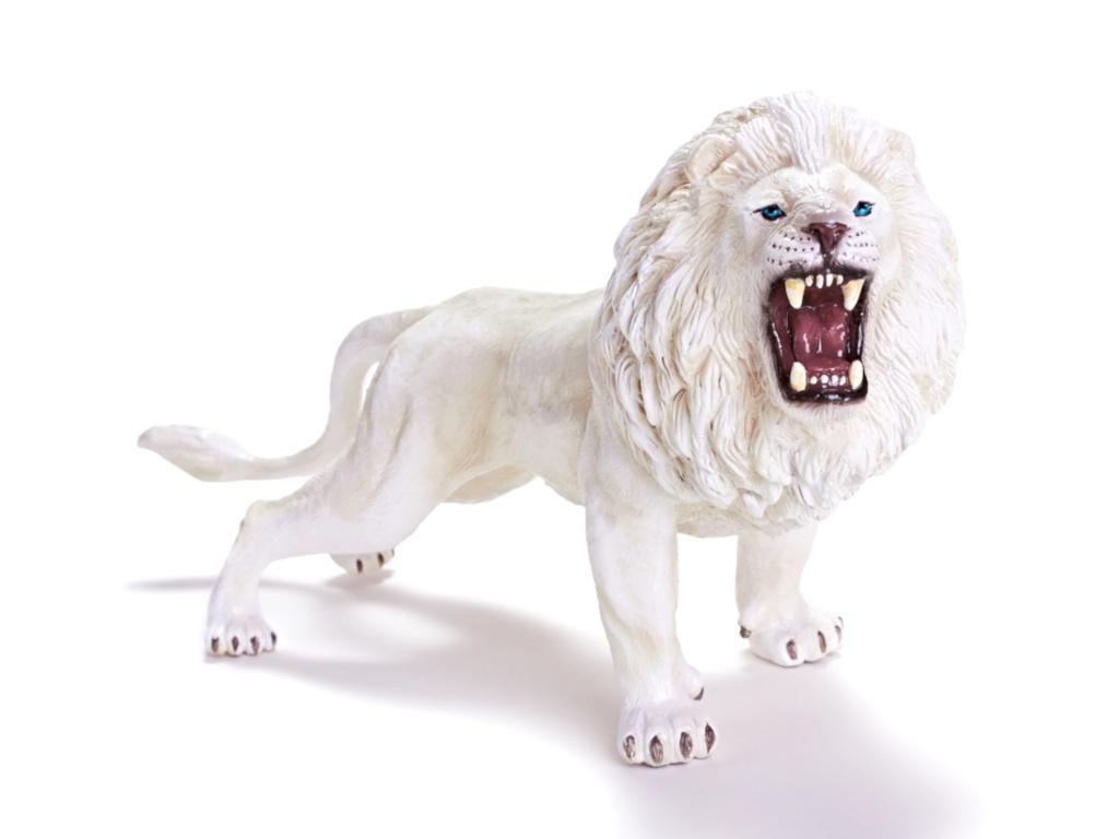 Игрушка Recur Белый лев 23.5cm RC16049W-W