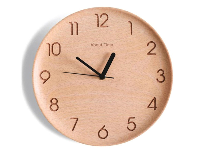 Часы Xiaomi About Time Beige