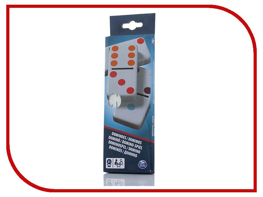 Настольная игра Spin Master Домино 6033199 настольная игра домино стеллар хорошие знакомые 9