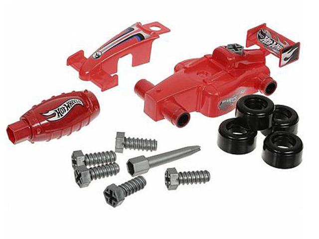 Игровой набор юного механика Mattel Hot Wheels HW225