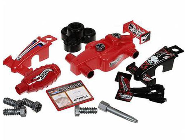 Игровой набор юного механика Mattel Hot Wheels HW224