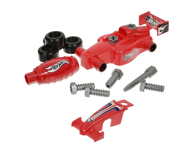 Игровой набор юного механика Mattel Hot Wheels HW221 игровой набор юного механика mattel hot wheels hw225
