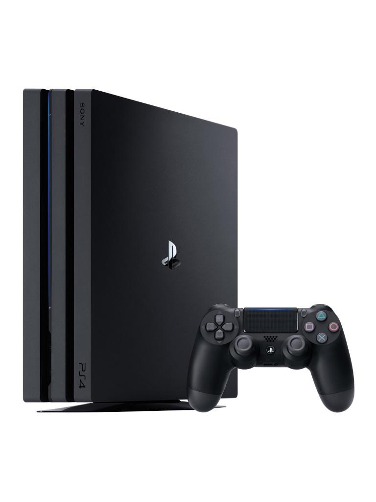 Игровая приставка Sony PlayStation 4 Pro 1Tb Black CUH-7208B Выгодный набор + серт. 200Р!!!