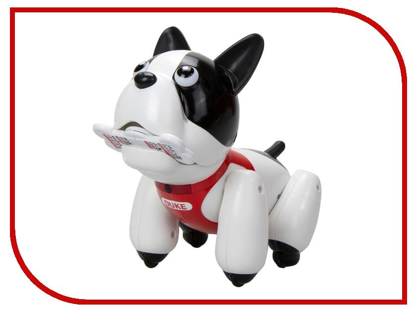 Игрушка SilverLit Собака робот Дюк 88557 tbz дней bozhi хай тек может wang ai интеллектуальный бионический робот интеллектуальные бионические машины собака головоломки детские игрушки
