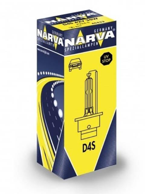 Лампа NARVA D4S 42V-35W P32d-5 84042 sencart d4c d4s d4r 35w 3300lm hid xenon car head light 4300k dc 12v 2pcs