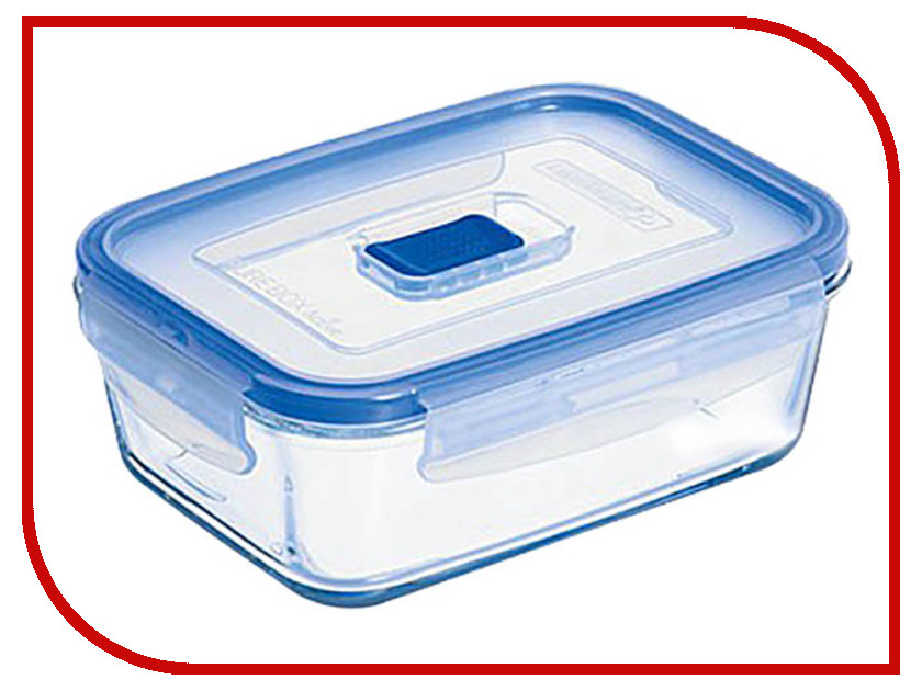 Контейнер Luminarc Pure Box Active 380ml L8774 контейнер luminarc pure box active 1 45l l0967