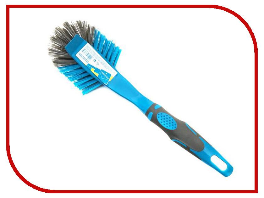 Щетка для посуды со скребком Rozenbal Celeste R936366 щетка для посуды rozenbal цвет желтый синий r510218