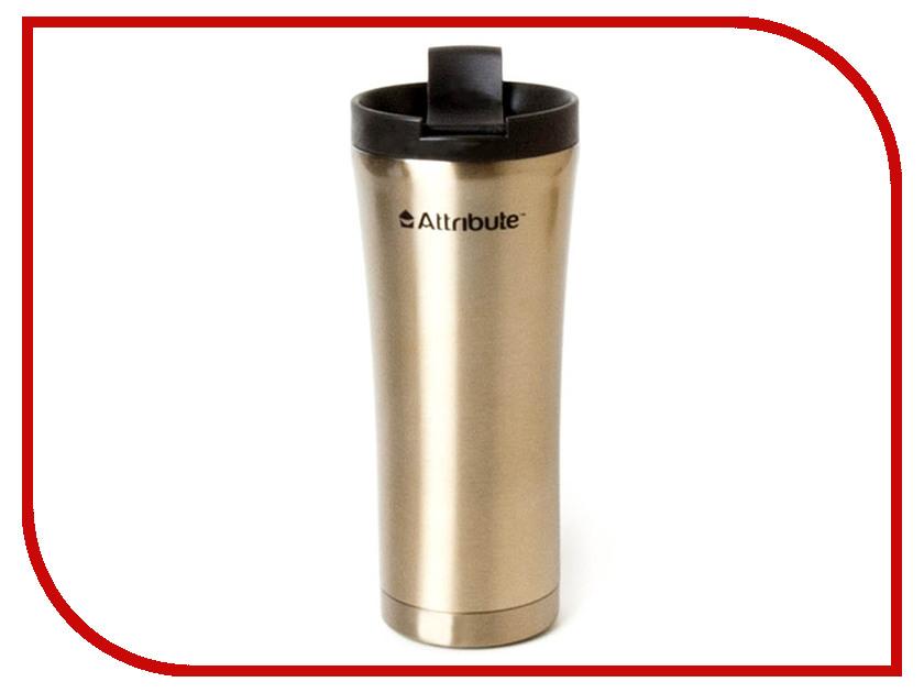 Термокружка Attribute Stretto 500ml AVF020 термокружка attribute stretto 0 5 л