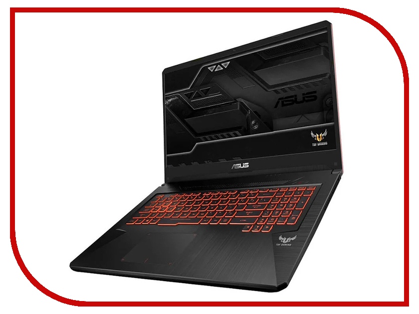 Ноутбук ASUS FX505GD-BQ261T Black 90NR00T3-M04900 (Intel Core i5-8300H 2.3 GHz/16384Mb/1000Gb+256Gb SSD/nVidia GeForce GTX 1050 4096Mb/Wi-Fi/Bluetooth/Cam/15.6/1920x1080/Windows 10 Home 64-bit) моноблок asus vivo aio v241icgk ba111t black 90pt01w1 m09240 intel core i5 8250u 1 6 ghz 4096mb 1000gb nvidia geforce gt 930mx 2048mb wi fi bluetooth cam 23 8 1920x1080 windows 10 home 64 bit