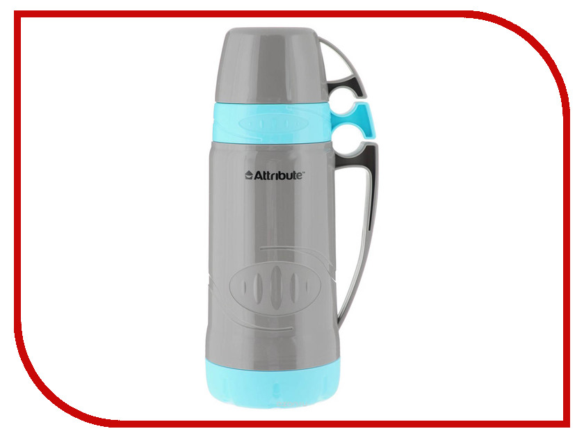 Термос Attribute Family 1L Light Blue AVF401