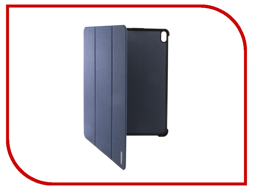 Аксессуар Чехол для APPLE iPad Pro 2018 12.9-inch Dux Ducis Tissue Series Blue 907714 аксессуар чехол dux ducis leather для apple airpods premium black 906252