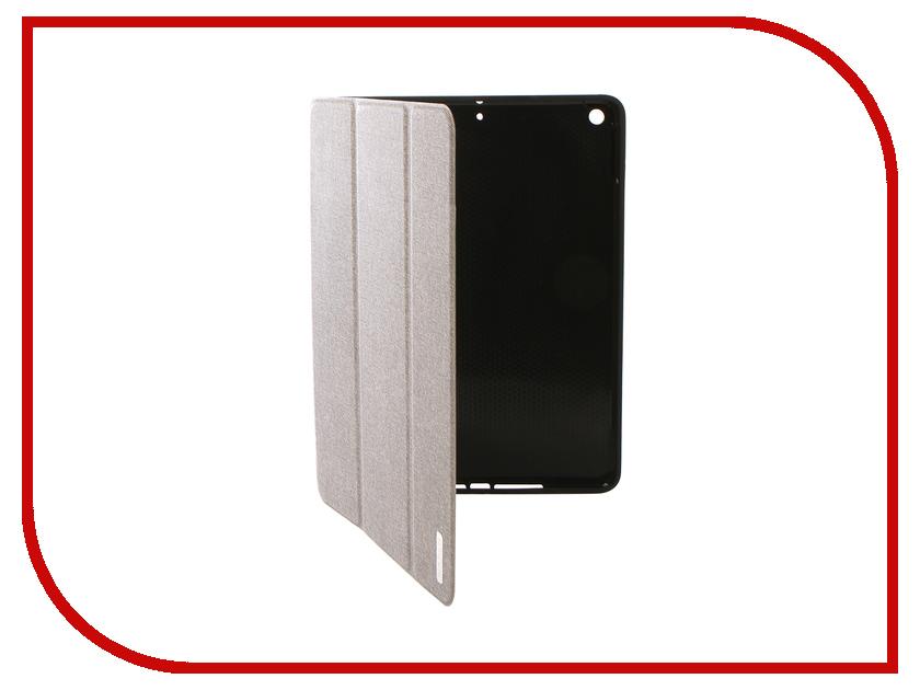 Аксессуар Чехол для APPLE iPad New 9.7-inch Dux Ducis Pen Slot Gray 906245 цена 2017