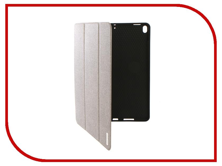 Аксессуар Чехол для APPLE iPad Pro 2017 10.5-inch Dux Ducis Pen Slot Gray 906241 fashion 360 rotating case for ipad pro 12 9 inch litchi leather stand back cover apple fundas