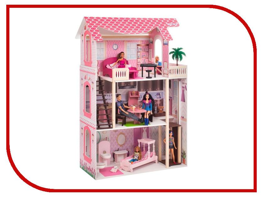 Кукольный домик PAREMO Венеция-Джулия PD318-05 игра paremo кукольный дворец розовый сапфир pd316 05