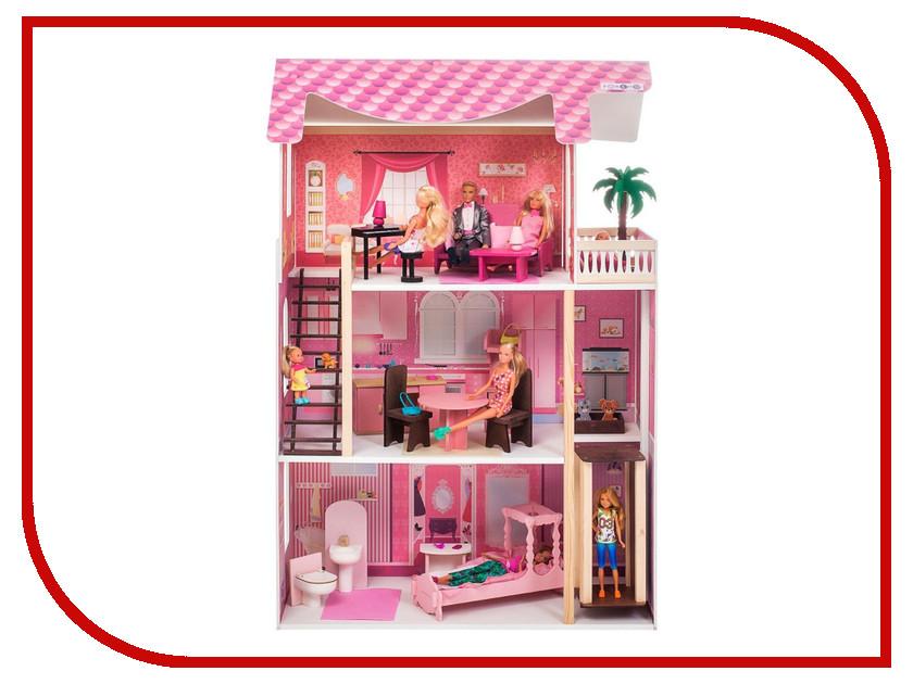 Кукольный домик PAREMO Монте-Роза PD318-03