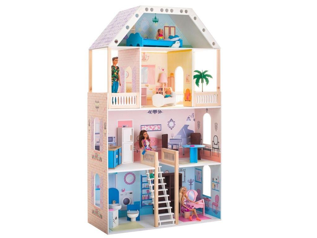 Кукольный домик PAREMO Поместье Риверсайд PD318-02