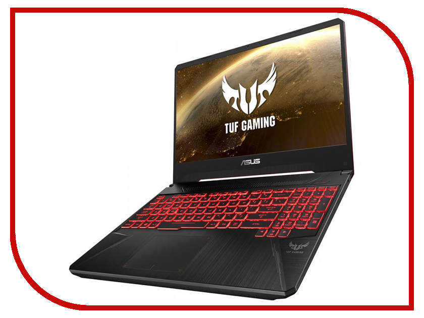 Ноутбук ASUS FX505GE-BQ187T Black 90NR00S3-M07090 (Intel Core i5-8300H 2.3 GHz/8192Mb/1000Gb/nVidia GeForce GTX 1050Ti 4096Mb/Wi-Fi/Bluetooth/Cam/15.6/1920x1080/Windows 10 Home 64-bit) моноблок asus vivo aio v241icgk ba111t black 90pt01w1 m09240 intel core i5 8250u 1 6 ghz 4096mb 1000gb nvidia geforce gt 930mx 2048mb wi fi bluetooth cam 23 8 1920x1080 windows 10 home 64 bit