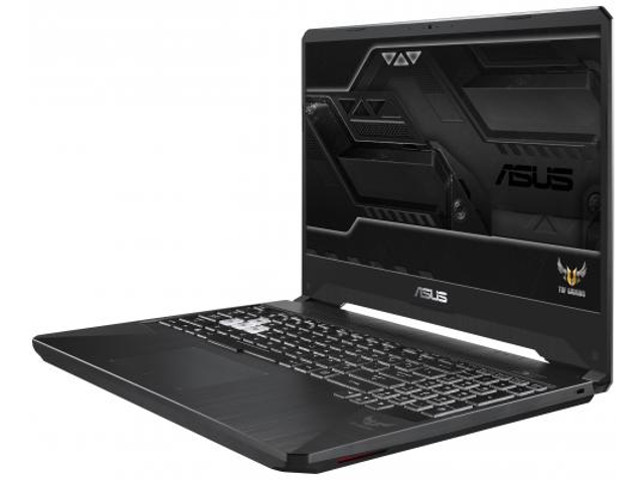 Ноутбук ASUS FX505GD-BQ144 Black 90NR00T3-M04920 (Intel Core i5-8300H 2.3 GHz/8192Mb/1000Gb/nVidia GeForce GTX 1050 4096Mb/Wi-Fi/Bluetooth/Cam/15.6/1920x1080/DOS)