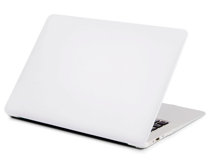 Аксессуар Чехол Gurdini для APPLE MacBook Air 13 Plastic Matt White 907722