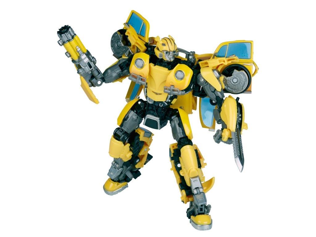 Игрушка Hasbro Transformers Бамблби Эксклюзив E0835