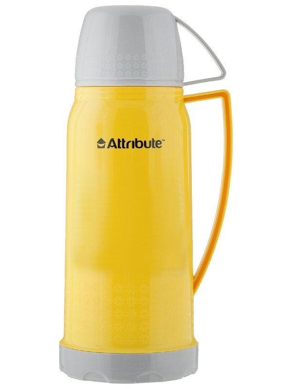 Термос Attribute Friendy AVF403 600ml Yellow