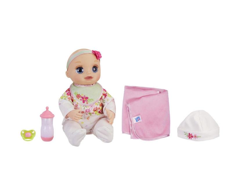 Игрушка Hasbro Baby Alive Любимая малютка, 30 см, E2352