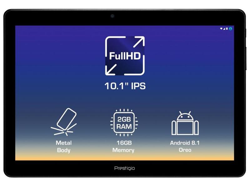 Планшет Prestigio Grace 5771 4G PMT5771_4G_D (Quad Core Processor 1.3 GHz/2048Mb/16Gb/LTE/Wi-Fi/Bluetooth/Cam/10.1/1920x1200/Android)