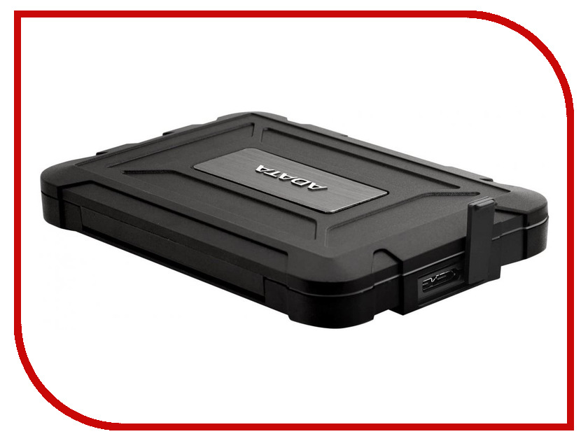 Картинка для Внешний корпус A-Data Black AED600U31-CBK