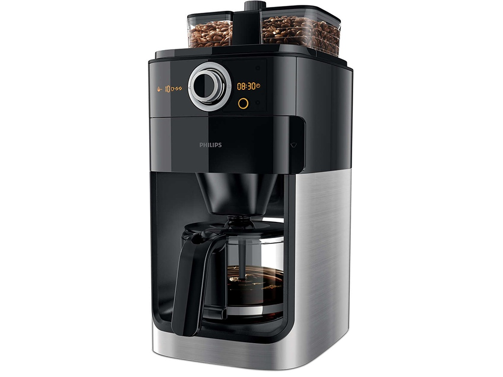 Кофеварка Philips HD7769 Grind & Brew