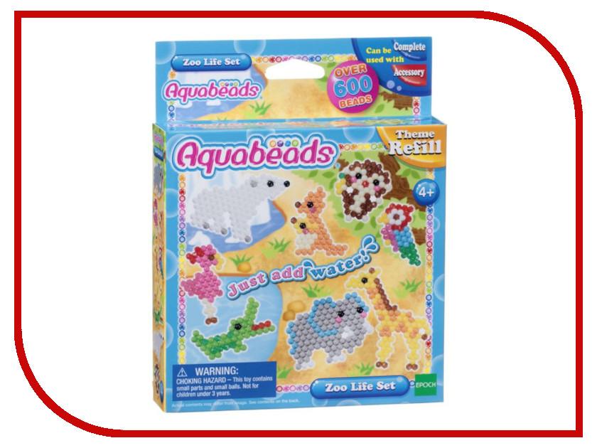 Набор Aquabeads Зверюшки в зоопарке 31078 ремни narvin 31078 n cro sand