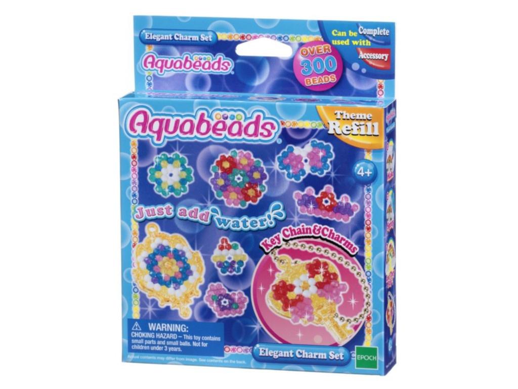 Набор для творчества Aquabeads Элегантная подвеска 31038 lego 31038