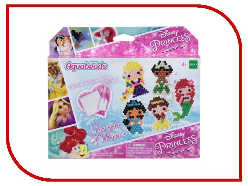 Набор Aquabeads Принцессы Дисней Лицензированный набор 30238 набор aquabeads ослепительные кольца 79278