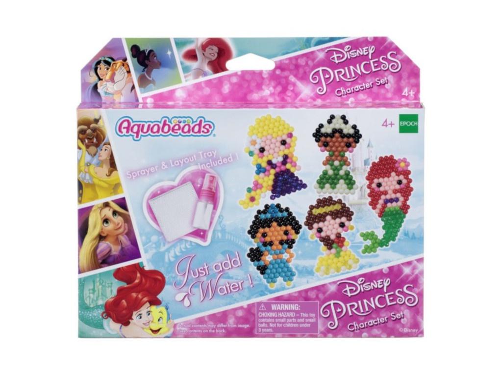 Набор для творчества Aquabeads Принцессы Дисней Лицензированный набор 30238 цена 2017
