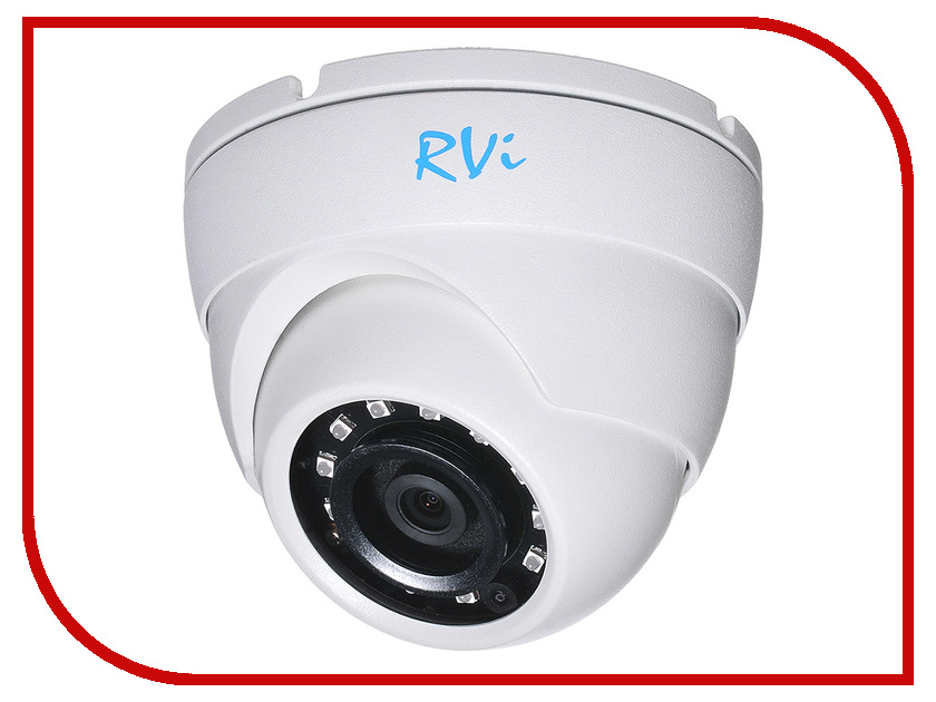 AHD камера RVi RVi-1NCE4030 2.8 rvi hdc421 c