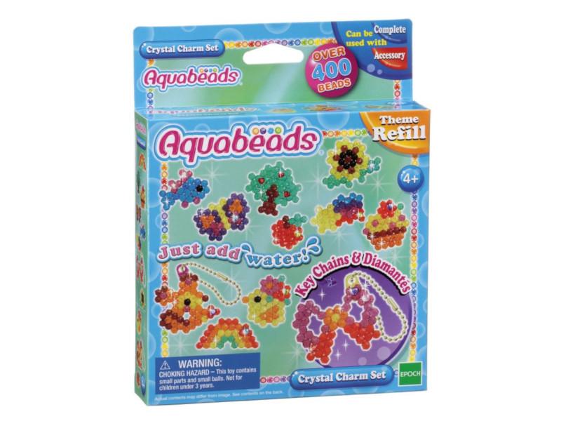 Набор для творчества Aquabeads Потрясающие брелочки 79288 цены