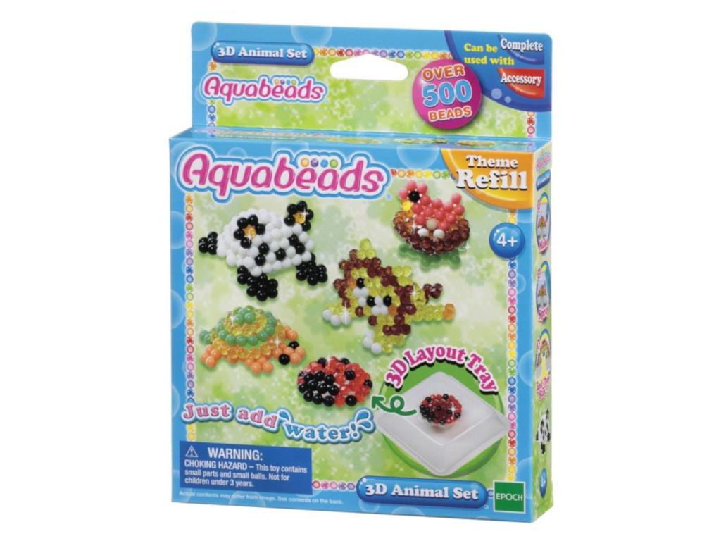 мозаика aquabeads набор бусин студия новичка Набор для творчества Aquabeads Форма для бусин 79218