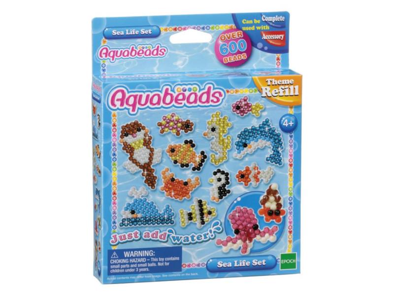 Набор для творчества Aquabeads Морские животные 79138