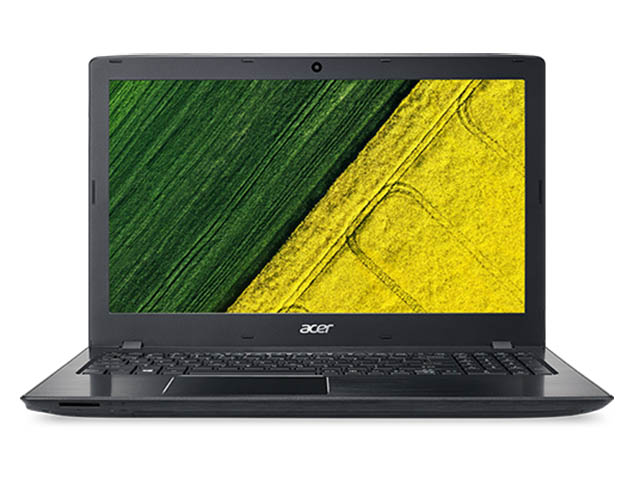Ноутбук Acer Aspire E5-576G-5479 Black NX.GSBER.015 (Intel Core i5-8250U 1.6 GHz/8192Mb/256Gb SSD/nVidia GeForce MX150 2048Mb/Wi-Fi/Bluetooth/Cam/15.6/1920x1080/Windows 10 Home 64-bit)