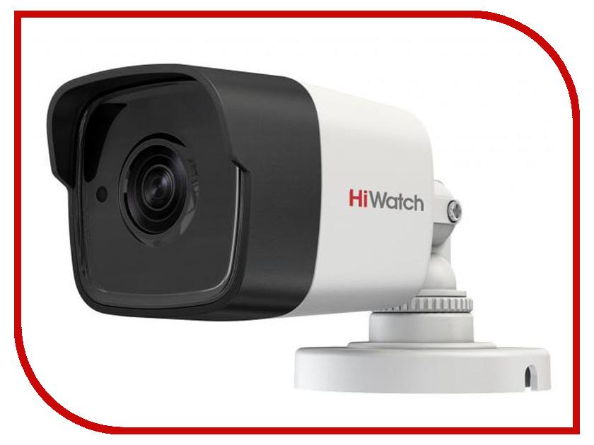 Аналоговая камера HiWatch DS-T300 6mm t300 page 1