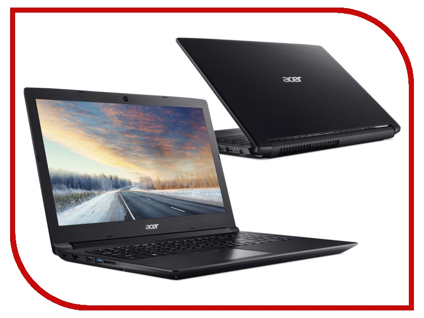 Ноутбук Acer Aspire A315-41G-R3AT Black NX.GYBER.022 (AMD Ryzen 7 2700U 2.2 GHz/8192Mb/500Gb+128Gb SSD/AMD Radeon 535 2048Mb/Wi-Fi/Bluetooth/Cam/15.6/1920x1080/Linux) ноутбук acer aspire a315 21g 91fc black nx gq4er 037 amd a9 9425 3 1 ghz 4096mb 500gb amd radeon 520 2048mb wi fi bluetooth cam 15 6 1366x768 dos